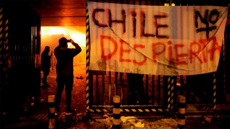 Suman tres los muertos durante las protestas en Chile