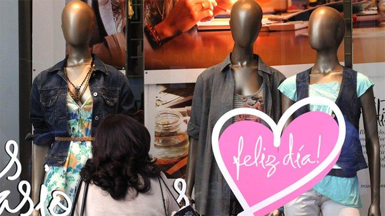 En el Día de la Madre la mayor cantidad de ventas fue en el rubro indumentaria