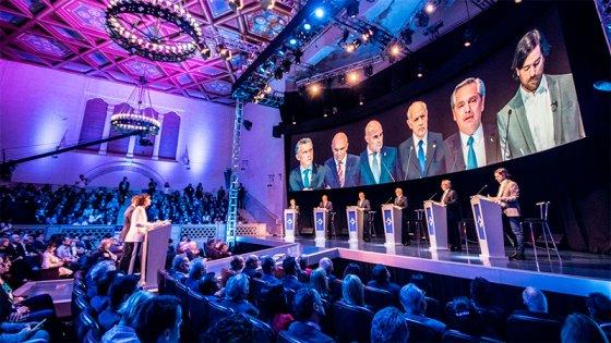 Las estrategias que delinean los candidatos para el segundo debate presidencial