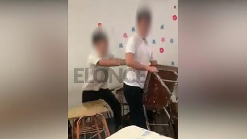 Madre pide ayuda por las repetidas agresiones contra sus hijos en la escuela