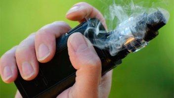 Cigarrillos electrónicos: