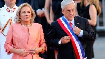 Se filtró un audio de la Primera Dama de Chile:
