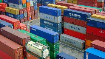 El superávit comercial de septiembre fue de u$s 1.744 millones, informó el INDEC