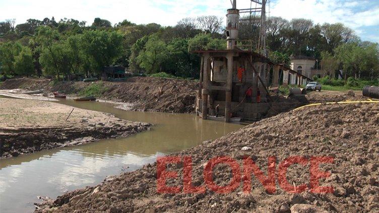 Advierten baja presión de agua en barrios de Paraná por trabajos en la Toma