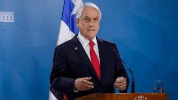 Piñera pidió