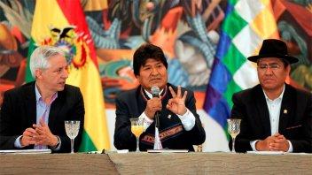 Elecciones en Bolivia: Evo Morales ofrece a OEA que verifique las actas