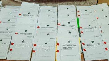 Defensorías: Comisión de Enlace deberá resolver impugnaciones y contestaciones