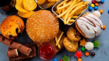 Los alimentos ultraprocesados