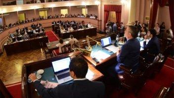 Diputados provinciales del Frente de Todos repudian golpe de Estado en Bolivia