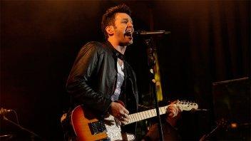 Axel cantó en Entre Ríos y se refirió a la denuncia por abuso sexual