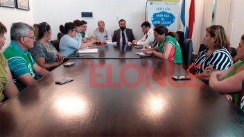 Este martes vuelven a reunirse SUOYEM y ATE con el Ejecutivo de Paraná