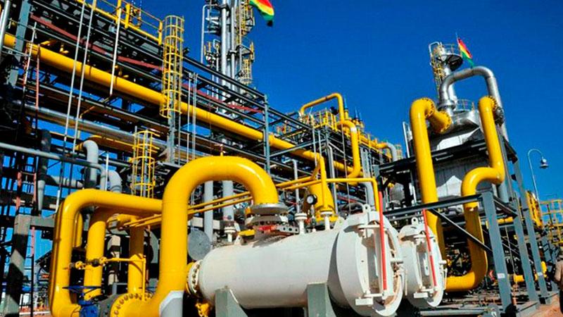 Bolivia avisó a Argentina que podría suspender la inyección de gas