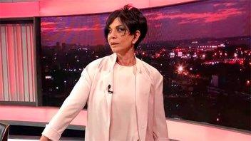 Mónica Gutiérrez y su adiós a América Noticias: