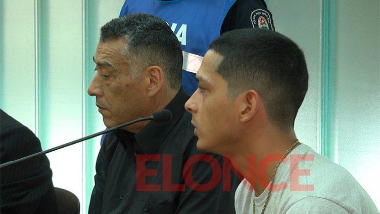Oscar Siboldi y su hijo Axel acordaron penas de 15 y 3 años por matar a un joven