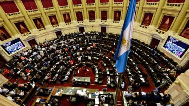 La oposición en Diputados aprobó el repudio al golpe de Estado en Bolivia