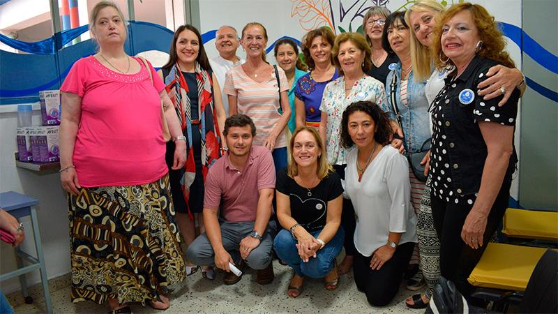 Inauguraron una Sala de Extracción de Leche en el hospital San Roque - Elonce.com