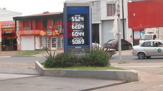 Combustibles: Brecha de precios entre Capital Federal y provincias supera el 10%