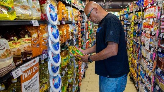 Inflación: Lácteos y verduras, los alimentos que más aumentaron en octubre