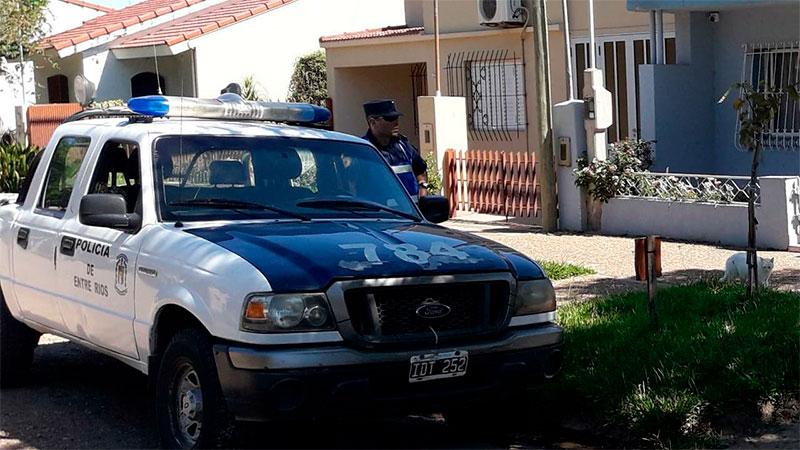 Allanamientos en Villa Elisa por denuncia de violencia familiar - Elonce.com