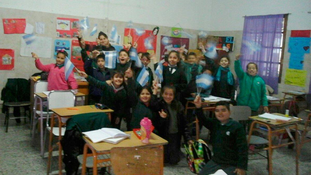 Escuela María Auxiliadora.-