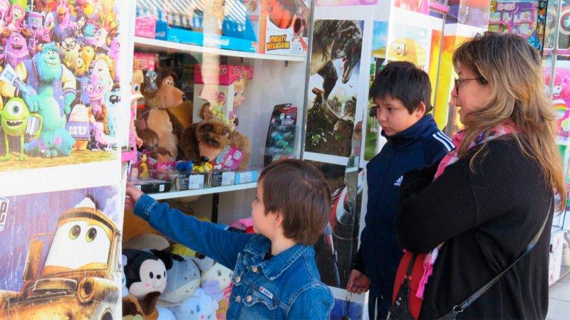 Día del Niño: Los chicos se suman a la elección de su regalo