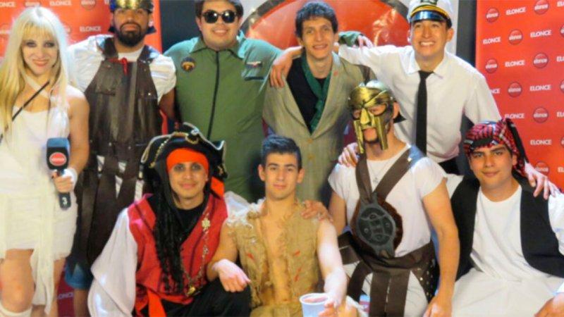 Color y diversión: Más fotos de la Fiesta de Disfraces