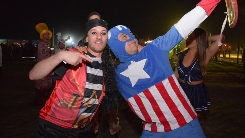 Fiesta y alegría: Siguen las fotos de la FDD