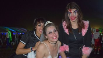 Fotos de la divertida Fiesta de Disfraces