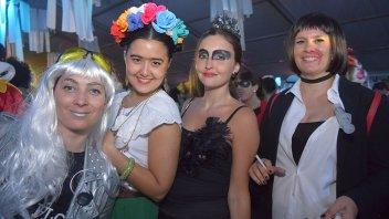 Reviví la Fiesta de Disfraces... ¡en fotos!