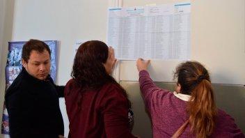 Elecciones legislativas 2017: Imágenes de la jornada en Paraná