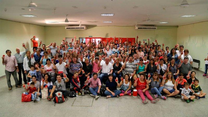 Once por Todos 2017 en marcha: se realizó reunión con vecinales y ONGs