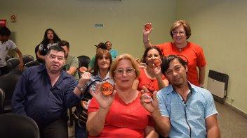 Vecinales y entidades participaron de la reunión informativa de Once por Todos