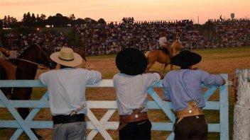 Con esencia entrerriana, las mejores postales del Festival de Diamante