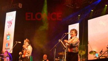 Fiesta del Mate: Miles de personas bailaron al ritmo de Los Palmeras