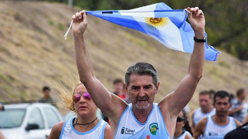 Más de 700 personas participaron de la Maratón