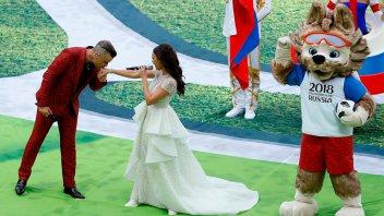 Las mejores imágenes del inicio de Rusia 2018