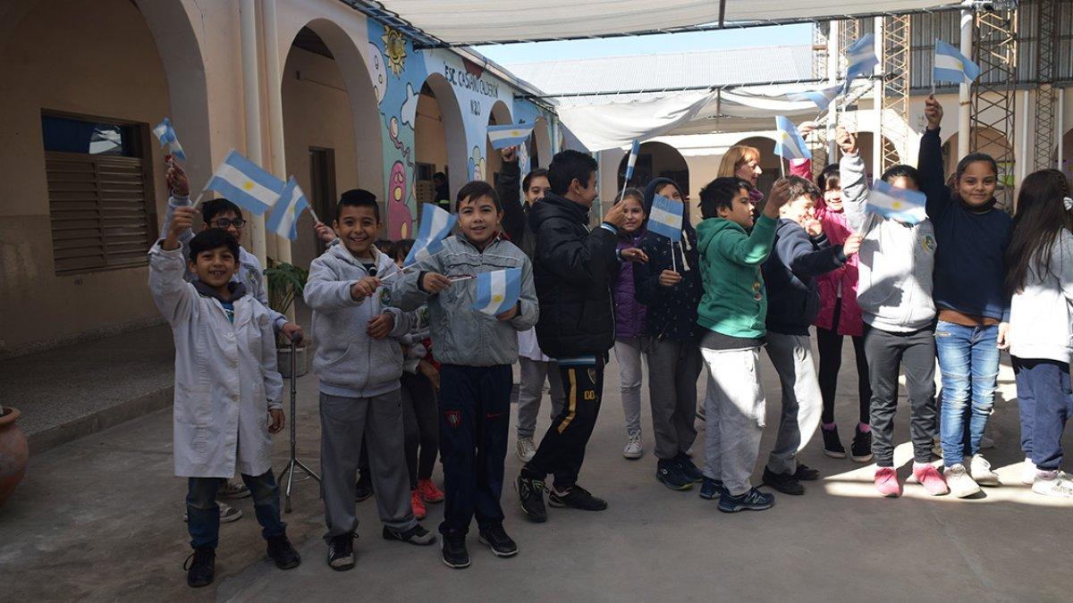 Escuela Nº 20 Casiano Calderón