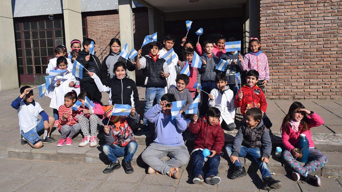 Escuela Nº 200 Soldados de Malvinas