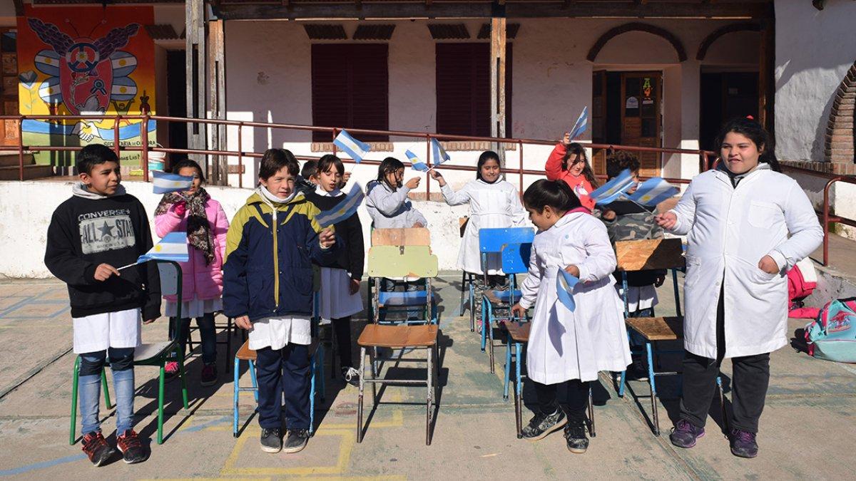 Escuela Nº 201 Gaucho Rivero
