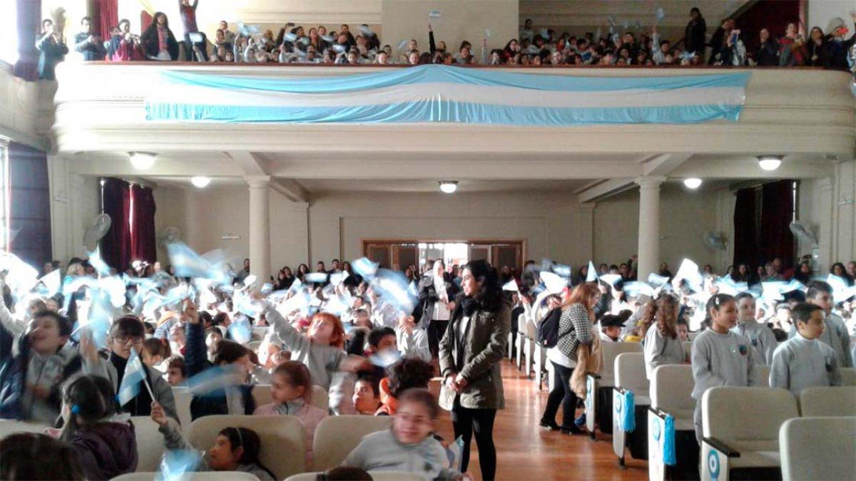 """Escuela Normal """"José María Torres"""" dependiente de la FHA y CS de la UADER"""
