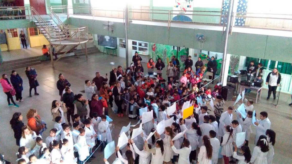 """Escuela Nº 193 """"Pedro Giachino"""" de barrio El Sol"""
