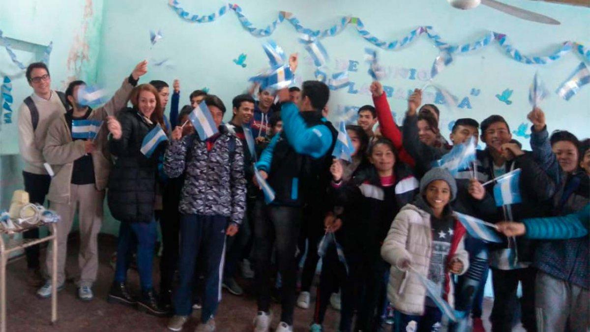 "Escuela Nº191 ""María Reina Inmaculada"""