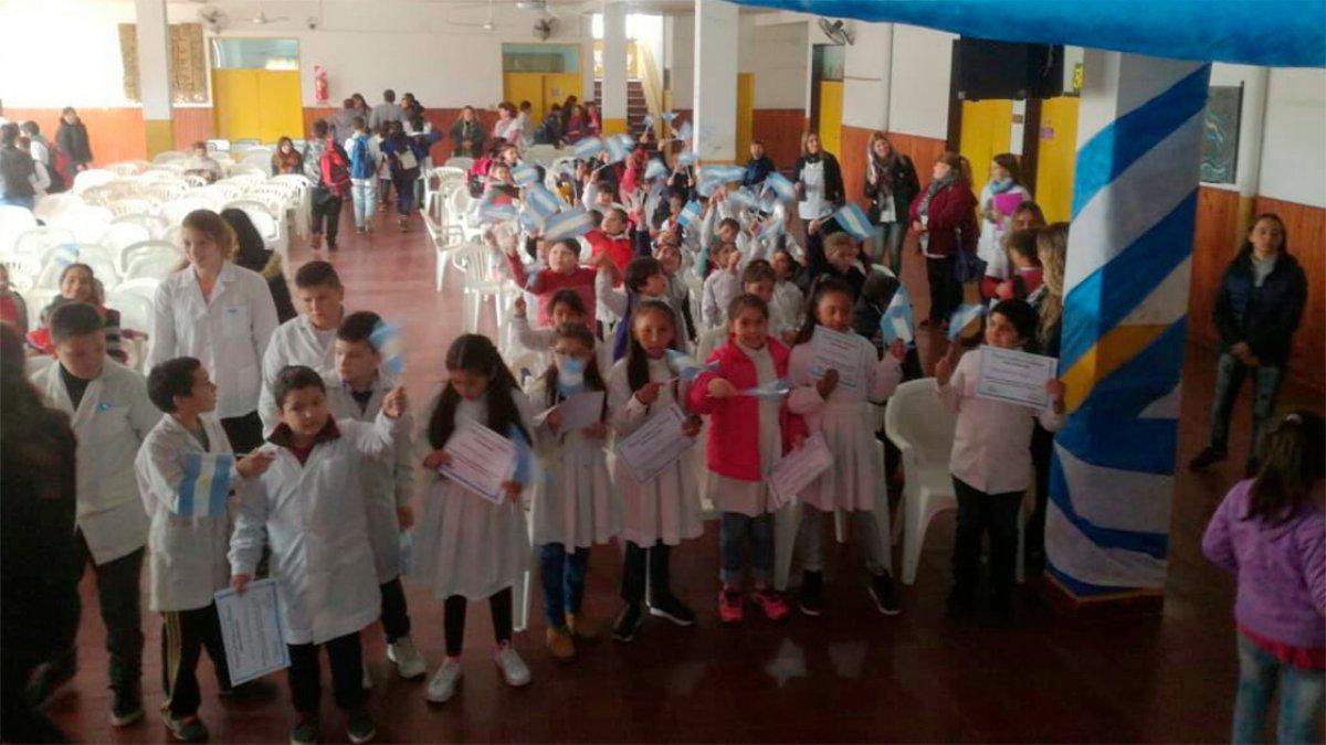"""Escuela Nº197 """"Héroes de Malvinas"""""""