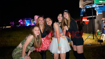 Más fotos de la Fiesta de Disfraces: Mirá los coloridos personajes