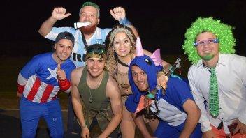 #SerLoQueQueremosSer --> Más imágenes de los disfrazados