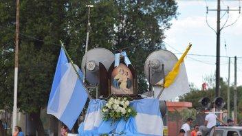 Renovada muestra de Fe en la 36º Peregrinación de Los Pueblos