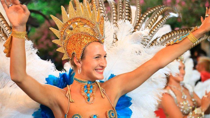 Once por todos: Cierre a todo ritmo y color con los Carnavales y Los Príncipes