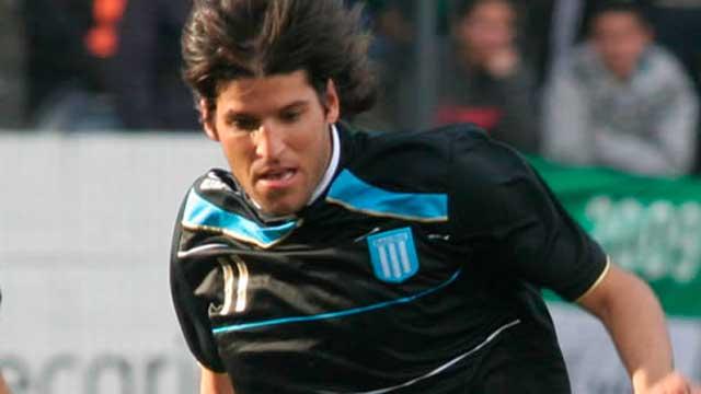 """El """"Magico"""" viene de jugar en el fútbol de Grecia."""