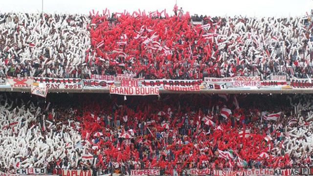 Diez mil hinchas de River podrán estar presentes en Córdoba.