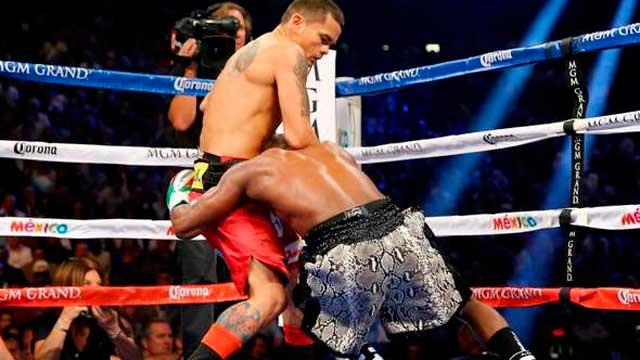 Marcos Maidana anunció su regreso al boxeo.